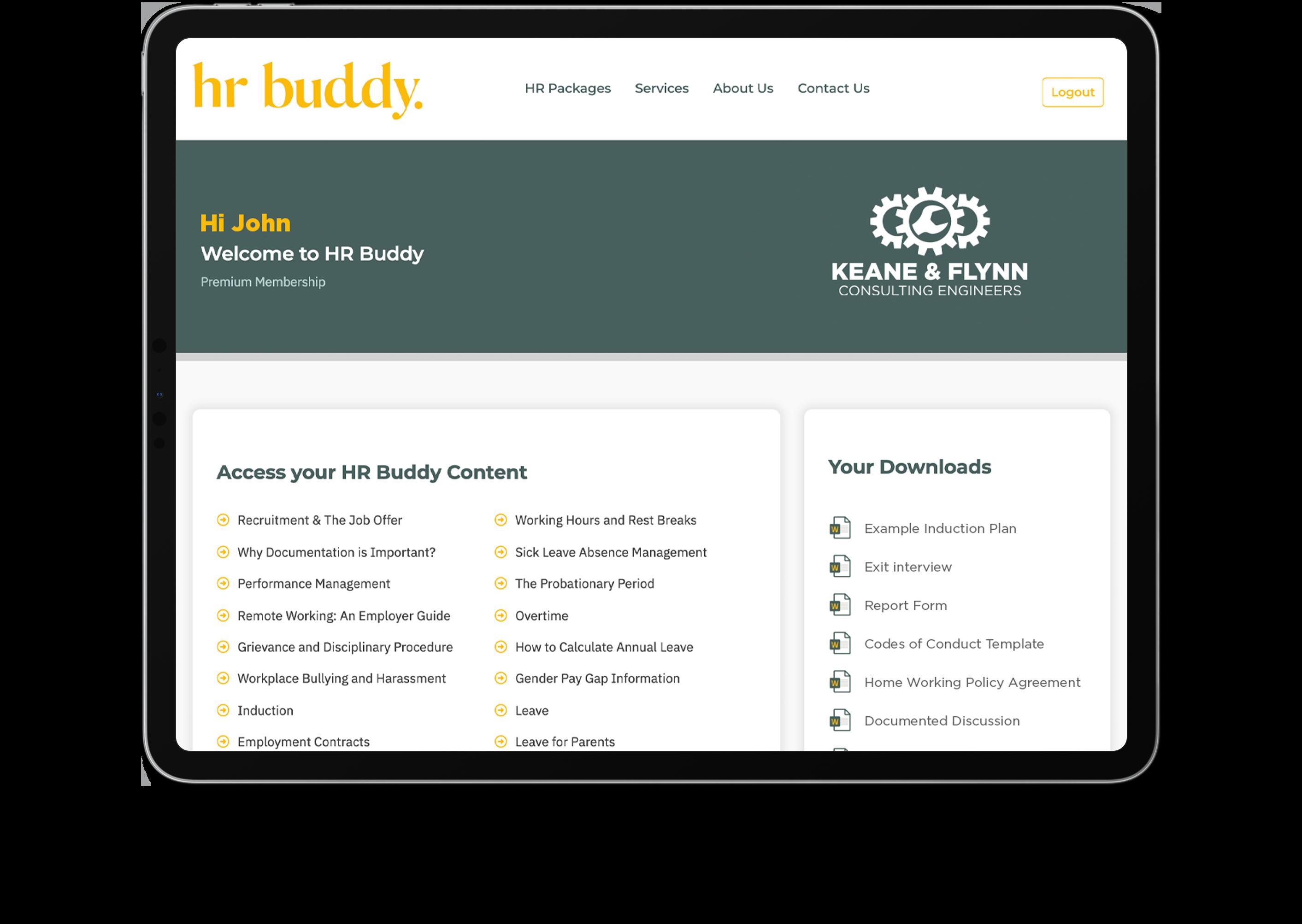 Hr Buddy App